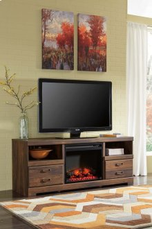 Quinden - Dark Brown 2 Piece Entertainment Set