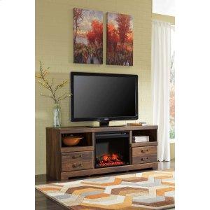 Ashley Furniture Quinden - Dark Brown 2 Piece Entertainment Set