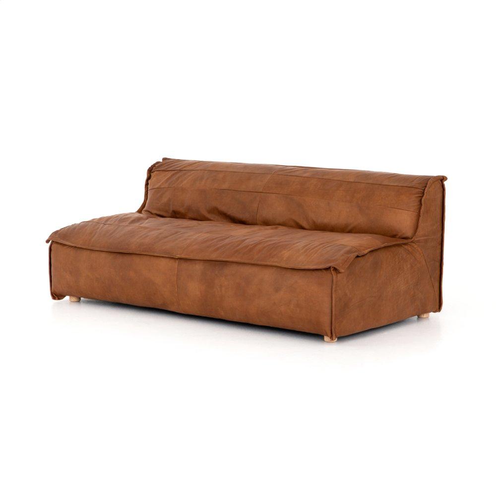 "Patina Copper Cover Hawthorne Sofa-71"""