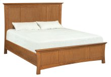 LSO Prairie City Cal-King Mantel Bed