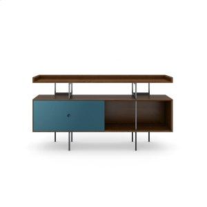Bdi Furniture5211 Console in Toasted Walnut Marine