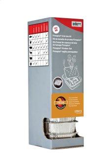 Pecan Smoker Tray - Gravity Feed