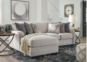 Dellara - Chalk 2 Piece Sectional