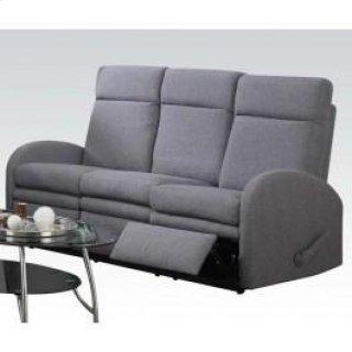 Azura Linen Sofa With Motion