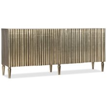 Home Entertainment German Silver Console