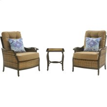 Hudson Square 3-Piece Lounge Set