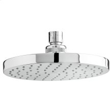 6-3/4 Inch Modern Rain Showerhead - Polished Chrome