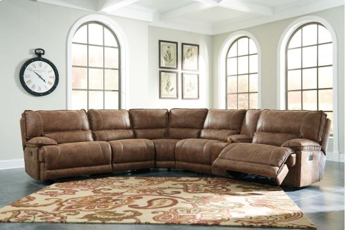 Grattis - Saddle 3 Piece Sectional