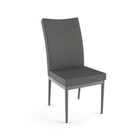 Mitchell Chair With Quilted Fabric