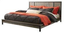 Cazentine - Grayish Brown 2 Piece Bed Set (King)