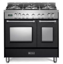 """Prestige Series 36"""" Duel Fuel Double Oven"""