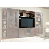Home Entertainment European Renaissance II Entertainment Console Hutch Product Image