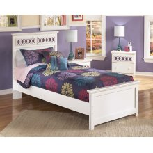 Zayley - White 3 Piece Bed Set (Twin)