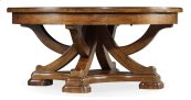 Living Room Tynecastle Round Cocktail Table