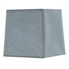 Rectangular Lamp Shade Gray (2/pack) 199t