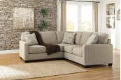 Alenya - Quartz 2 Piece Sectional
