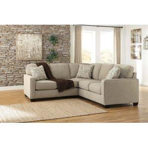 Ashley Furniture Alenya - Quartz 2 Piece Sectional