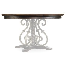 Dining Room Treviso Round Dining Table Top