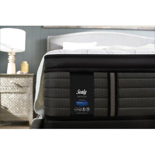Response - Premium Collection - Exuberant - Plush - Euro Pillow Top - Cal King