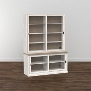 """Bella 60"""" Library Bookcase Product Image"""