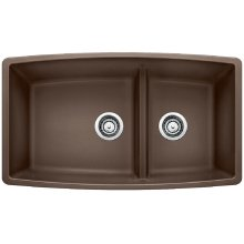 Blanco Performa 1-3/4 Medium Bowl - Café Brown
