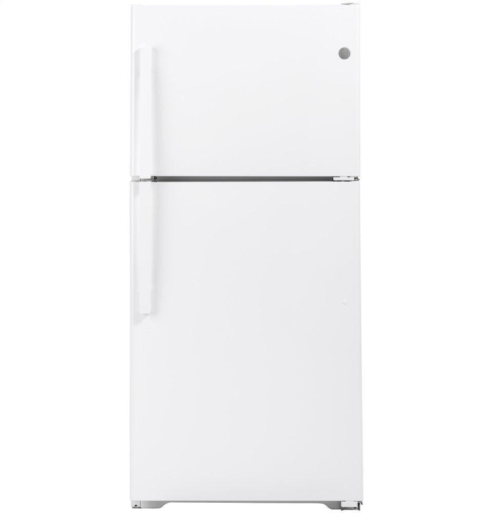 GEGe(r) 19.2 Cu. Ft. Top-Freezer Refrigerator