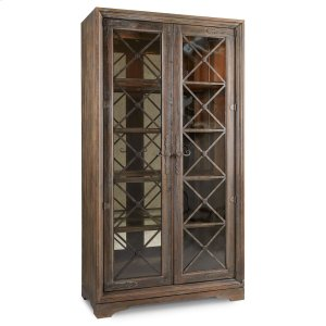 Hooker FurnitureDining Room Sattler Display Cabinet