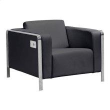 Thor Arm Chair Black