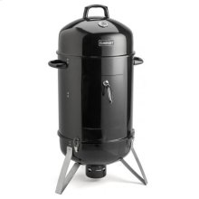"Vertical 18"" Charcoal Smoker"