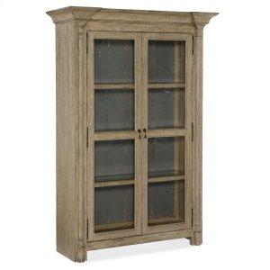Hooker FurnitureDining Room Ciao Bella Display Cabinet- Natural