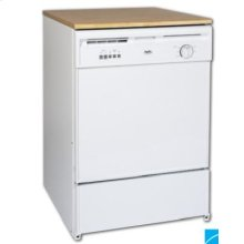 Portable Dishwasher with 5 push button controls