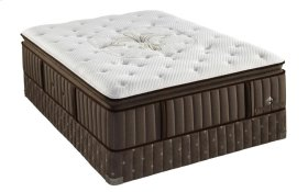 Lux Estate Collection - XE8 - Euro Pillow Top - Plush - Twin
