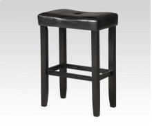"24""BK COUNTER H.STOOL"