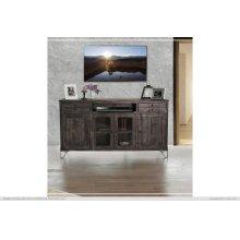 """70"""" TV Stand w/2 Drawer, 2 Door & 2 Glass Door"""