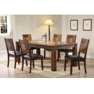 Solid Wood Chair w/ cushion Product Image