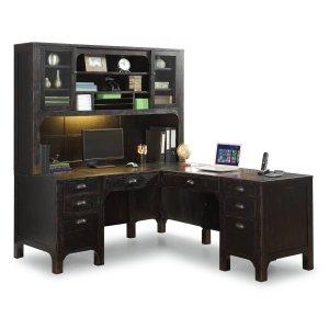 FlexsteelHomestead L-Shaped Desk