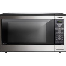 1.2 Cu. Ft. Countertop/Built-In Microwave with Inverter Technology NN-SN643S Stainless