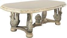 Avignon Swan Marble Table