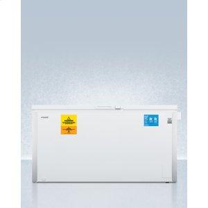 SummitLaboratory Chest Freezer Capable of -30 C (-22 F)operation