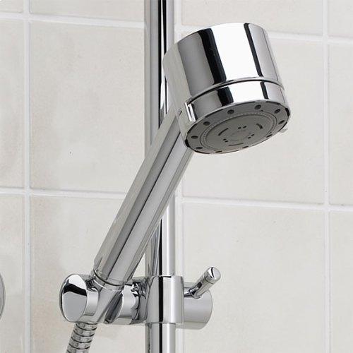 3 Function Modern Hand Shower - Polished Chrome