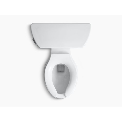 Almond Comfort Height Two-piece Elongated 1.0 Gpf Toilet With Pressure Lite Flushing Technology and Left-hand Trip Lever