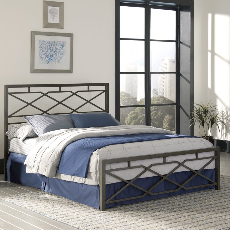 B41165 in by Fashion Bed Group in Dickson, TN - Alpine Metal