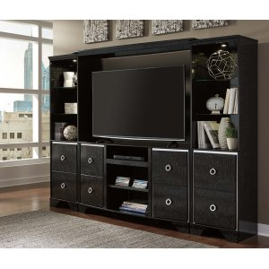 Ashley FurnitureSIGNATURE DESIGN BY ASHLELG TV Stand w/FRPL/Audio OPT