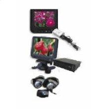 SE560, SD700, SIIR 1600, 2 Headphones, SIFM Modulator