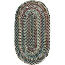 Yorktowne Green Braided Rugs