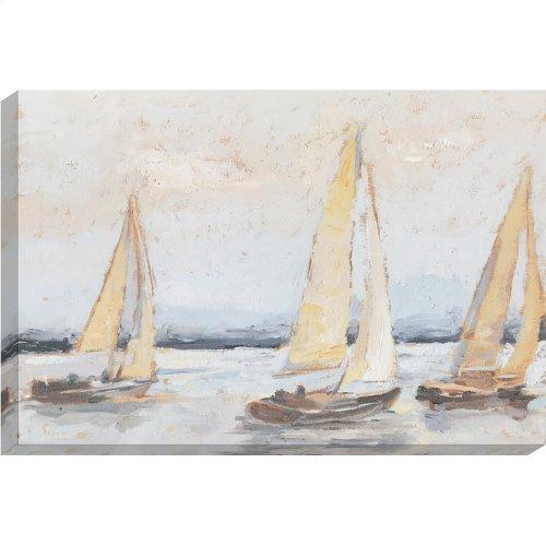 Sailing I - Gallery Wrap