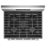 Maytag 30-inch Wide Gas Range With 5th Oval Burner - 5.0 Cu. Ft.