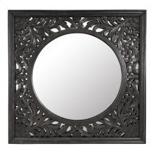 Harmony Carved Mirror 60""