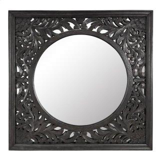 "Harmony Carved Mirror 60"""
