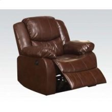 Brown Recliner W/power Motion